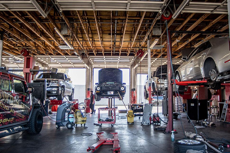 full automotive service